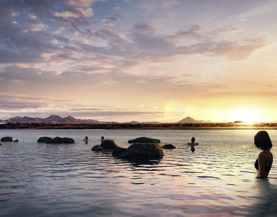 #3   2021 Dream Destination – Sky Lagoon In Iceland   Zestradar