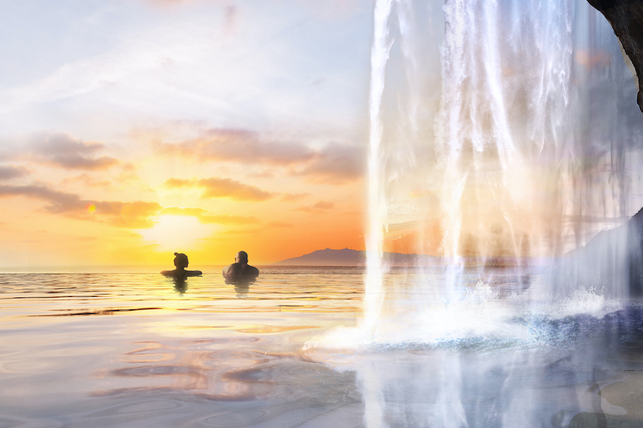 #5   2021 Dream Destination – Sky Lagoon In Iceland   Zestradar