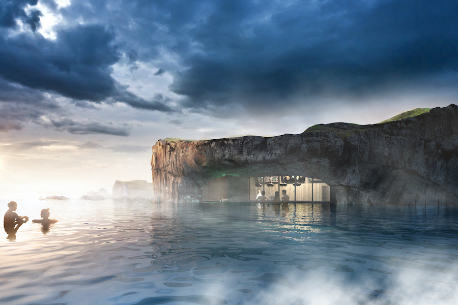 #6 | 2021 Dream Destination – Sky Lagoon In Iceland | Zestradar