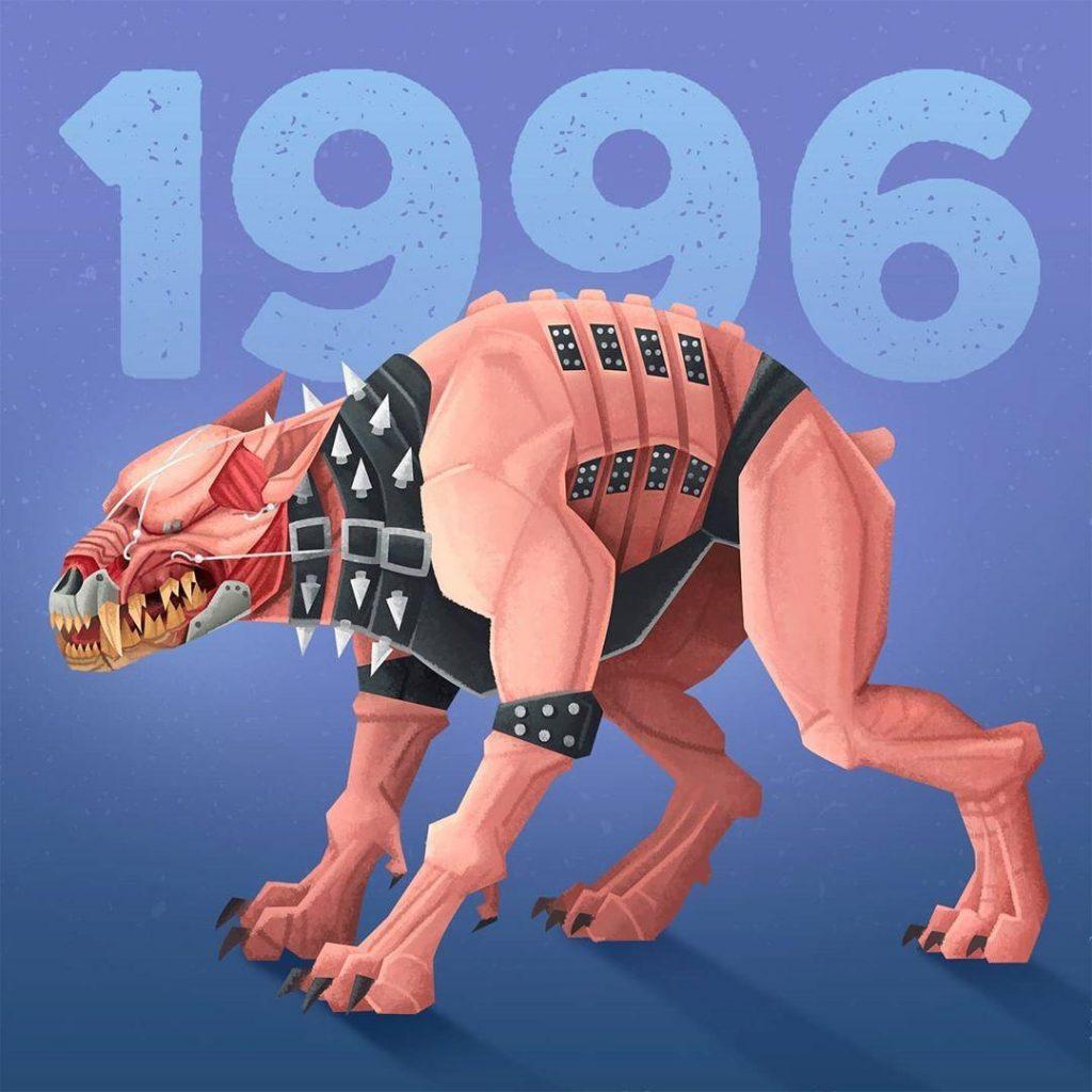 4. The Chatter Beast from Hellraiser: Bloodline | 90s Movie Monsters That Will Make You Feel Nostalgic | Zestradar