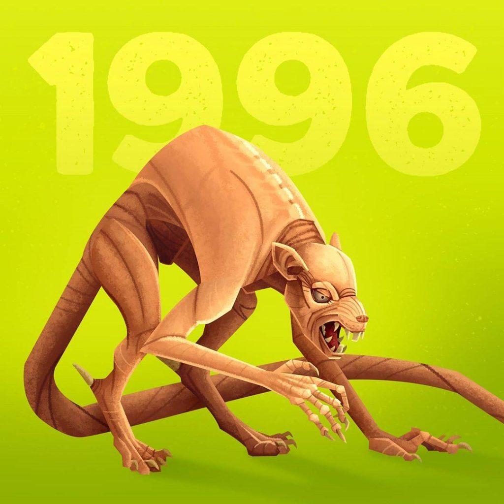 5. Rat Vampire from From Dusk till Dawn | 90s Movie Monsters That Will Make You Feel Nostalgic | Zestradar