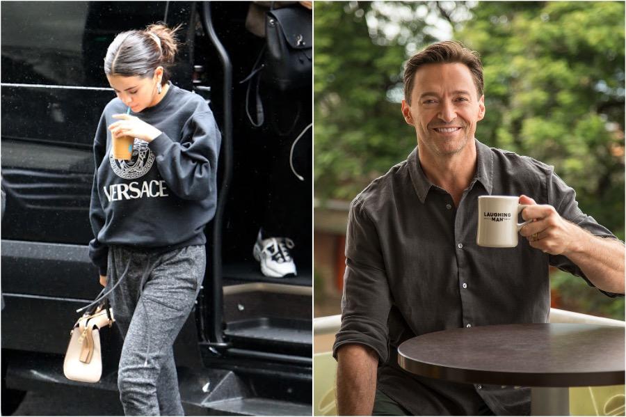 Coffee Addiction - Selena and Hugh | Celebrities Have Unhealthy Habits Too | Zestradar