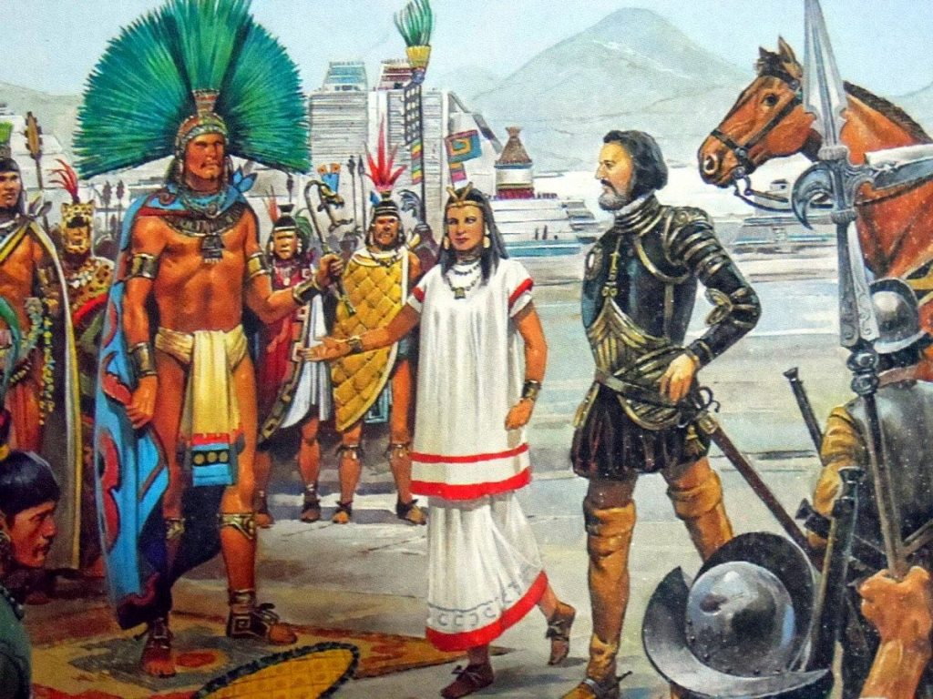 Hernan Cortes | The Incredible History of Chocolate | Zestradar