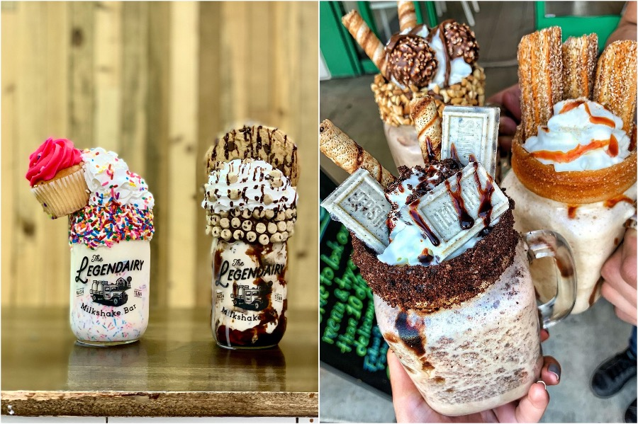 #7 | The Craziest Milkshakes Out There | Zestradar