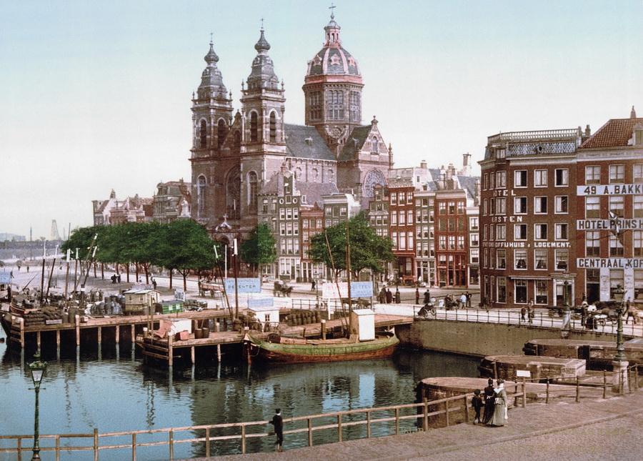 #7 | Как менялись крупные города: фото тогда и сейчас | Zestradar
