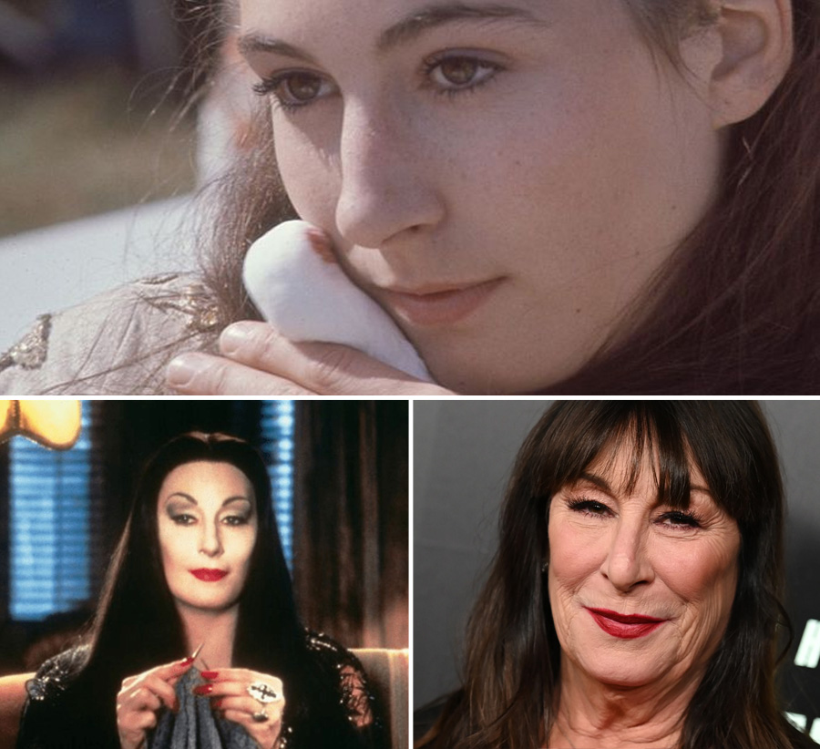 Anjelica Huston | What Our Favourite Villains Looked Like When They Were Young | Zestradar