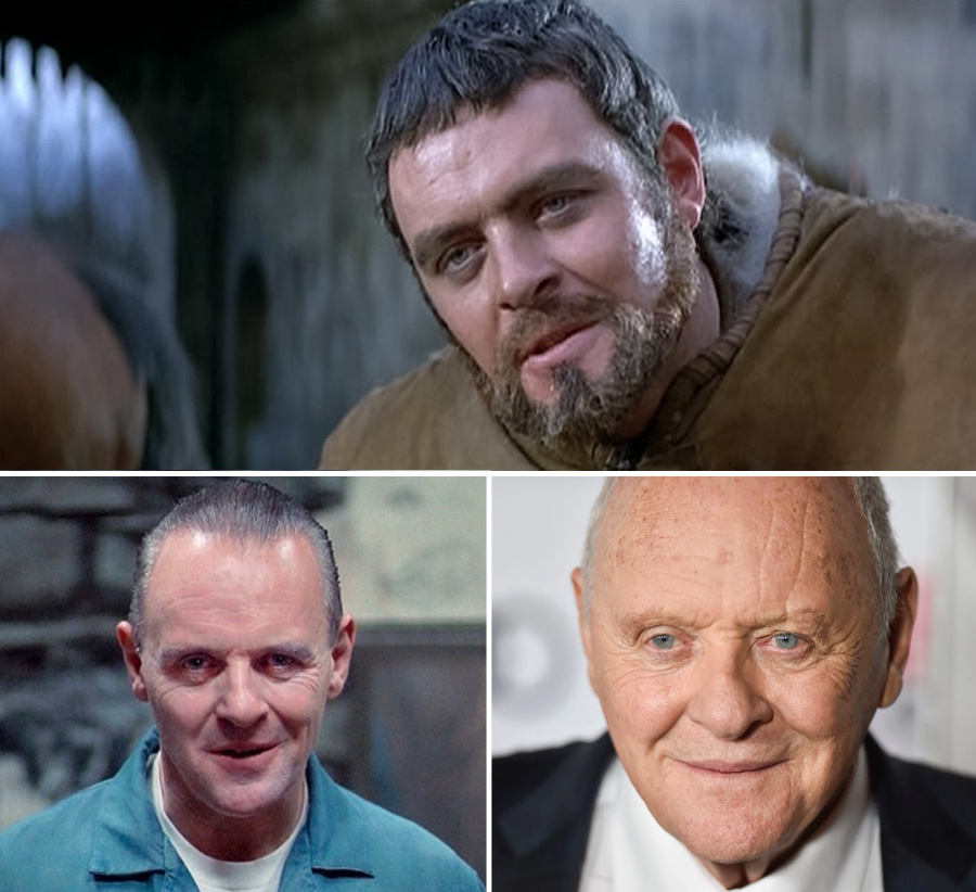 Anthony Hopkins | What Our Favourite Villains Looked Like When They Were Young | Zestradar