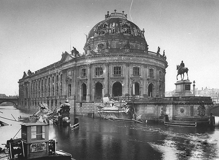 #2 | Как менялись крупные города: фото тогда и сейчас | Zestradar