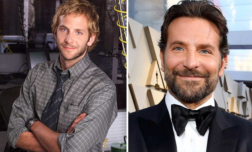 Bradley Cooper | 9 Famous Actors Who Decided to Quit Their Jobs, but Were Saved With Last-Minute Casting | Zestradar