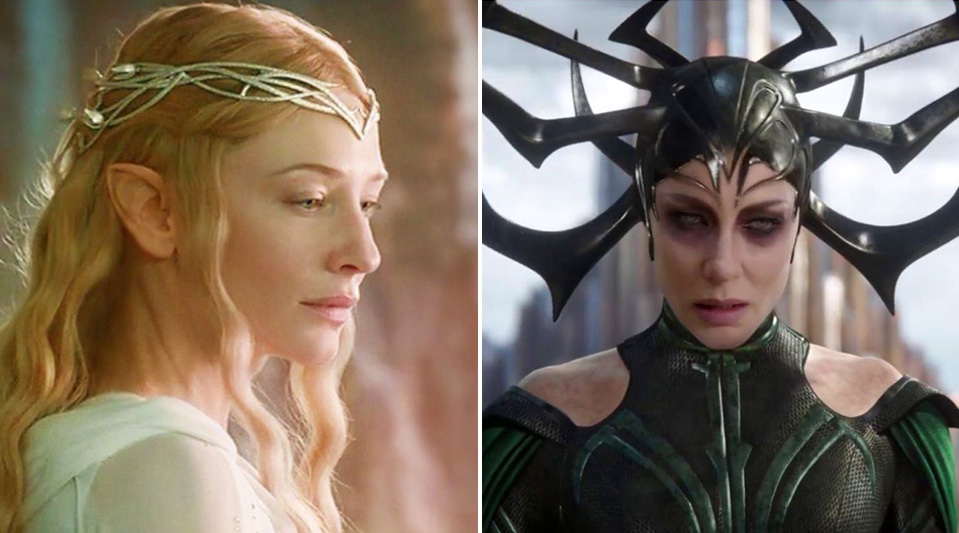 Cate Blanchett – Galadriel | Cast of The Lord of the Rings: Now & Then | Zestradar