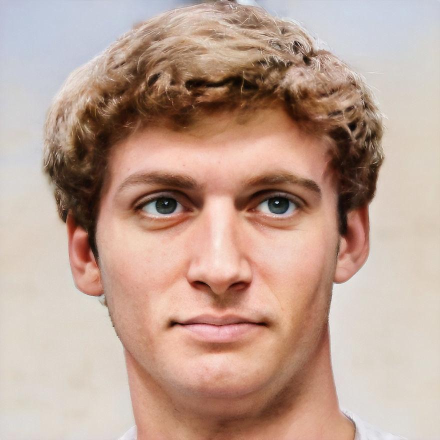 Дэвид (Микеланджело) | Художник создает фотографии исторических личностей с помощью искусственного интеллекта | Zestradar