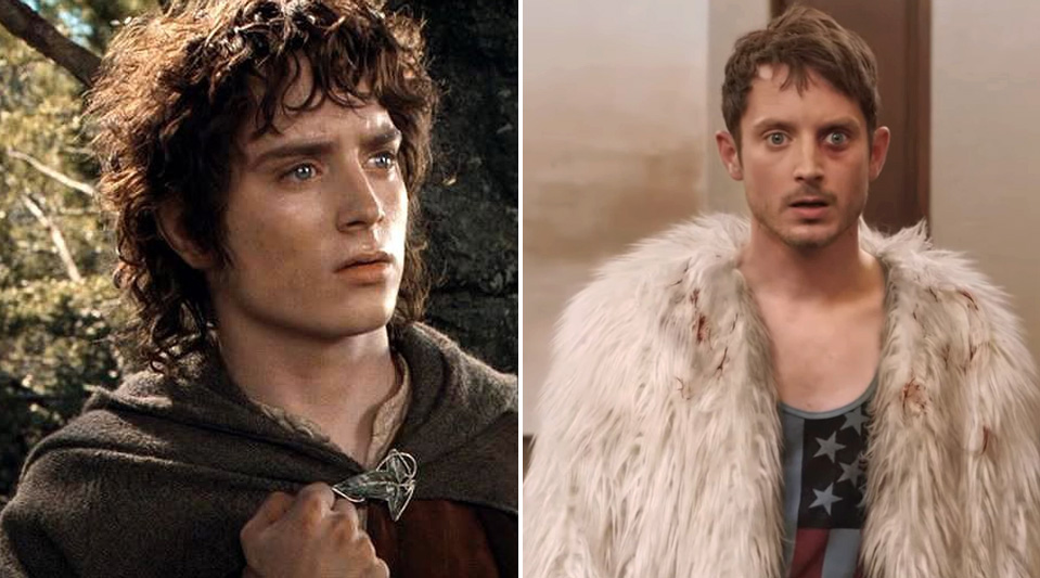 Elijah Wood - Frodo | Cast of The Lord of the Rings: Now & Then | Zestradar