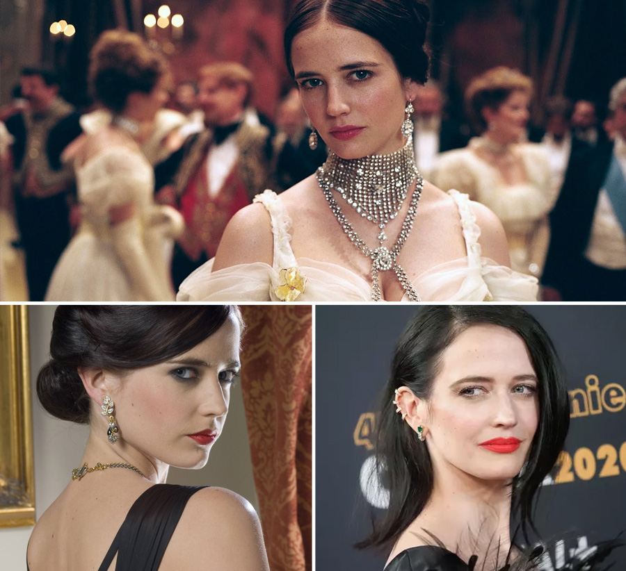Eva Green | What Our Favourite Villains Looked Like When They Were Young | Zestradar
