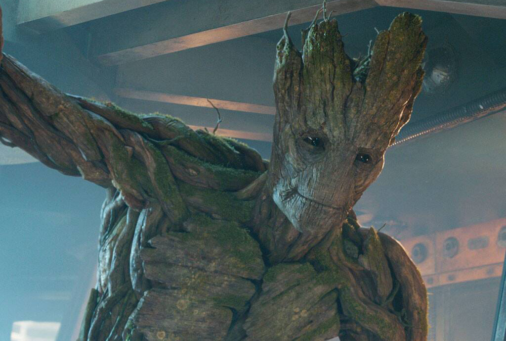 Groot (Guardians of the Galaxy) | 9 Superhero Movie Deaths We Still Can't Get Over | Zestradar