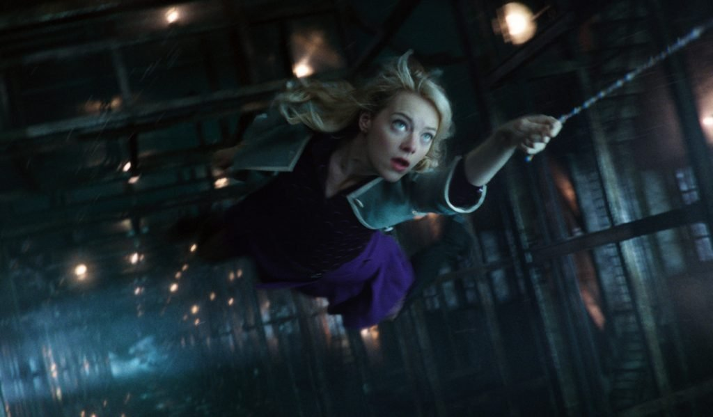 Gwen Stacy (The Amazing Spider-Man 2) | 9 Superhero Movie Deaths We Still Can't Get Over | Zestradar