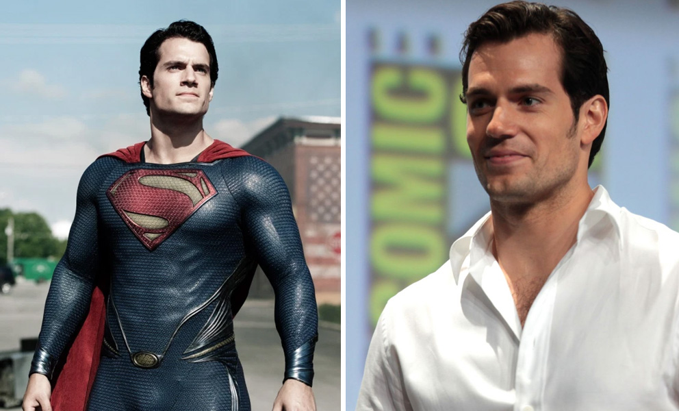 Henry Cavill | 9 Famous Actors Who Decided to Quit Their Jobs, but Were Saved With Last-Minute Casting | Zestradar