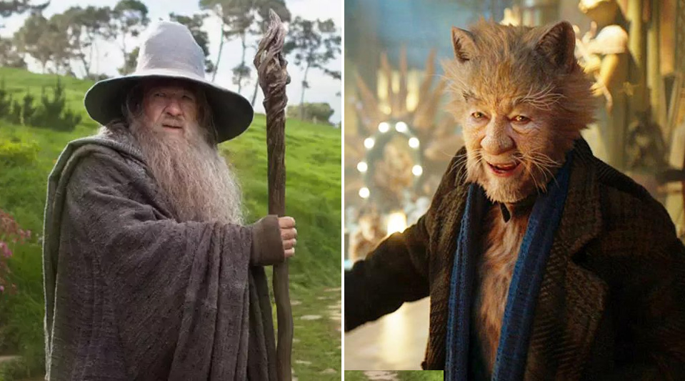 Ian McKellen – Gandalf | Cast of The Lord of the Rings: Now & Then | Zestradar