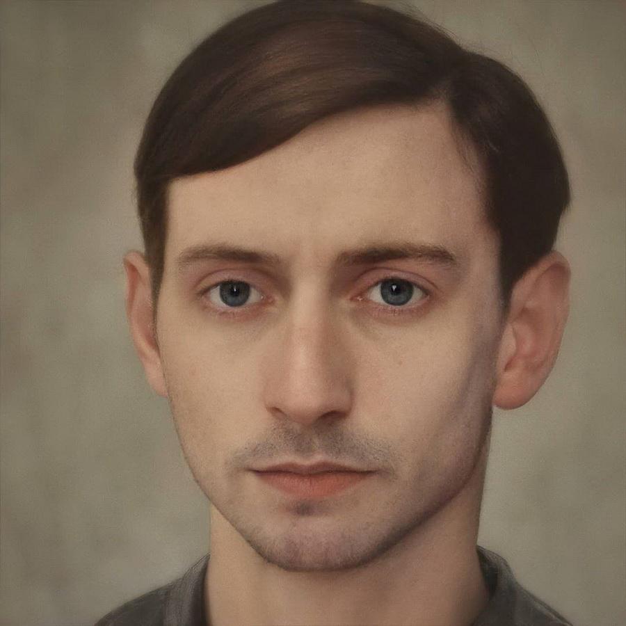 Ян Манкес | Художник создает фотографии исторических личностей с помощью искусственного интеллекта | Zestradar