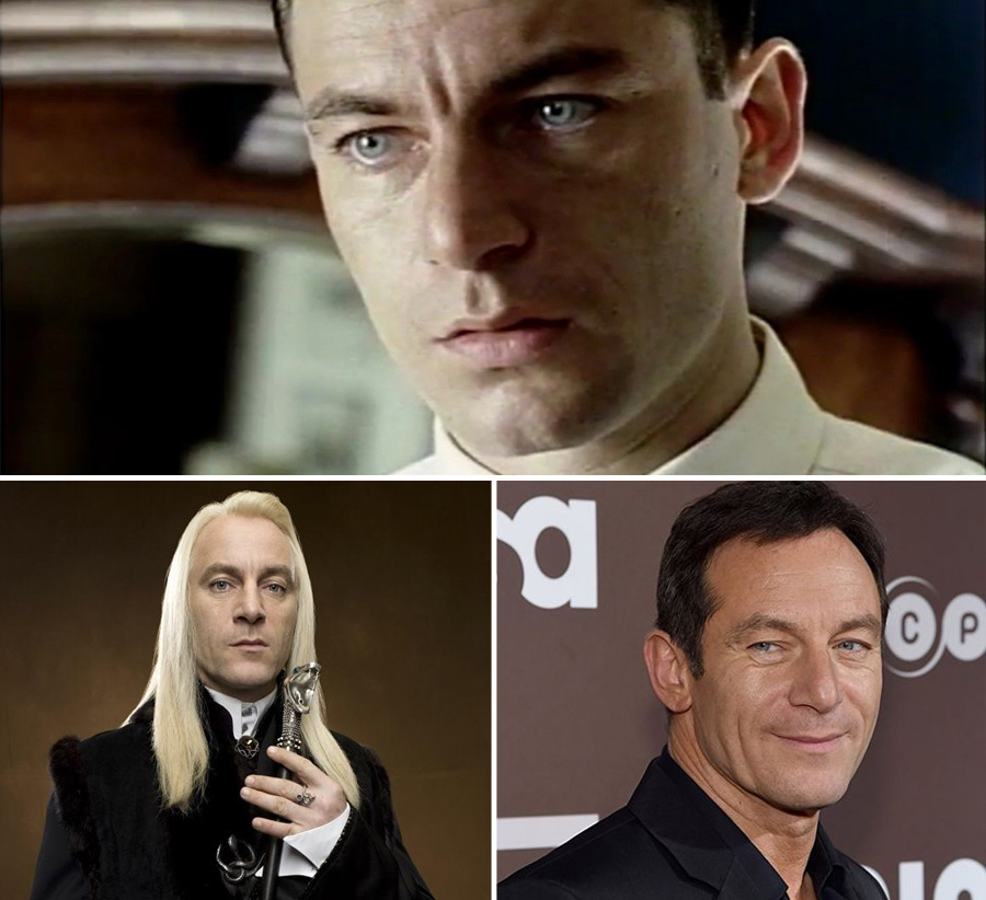 Jason Isaacs | What Our Favourite Villains Looked Like When They Were Young | Zestradar