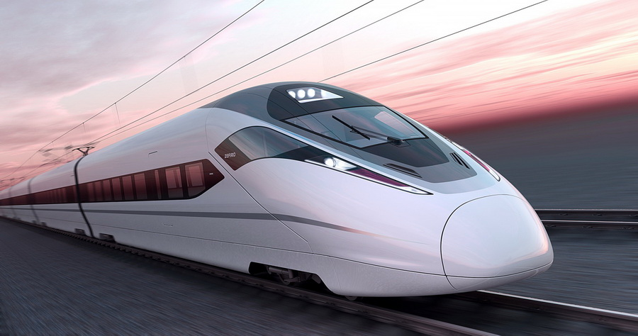 Скоростные поезда   7 фактов, доказывающих, что Китай по уровню развития обогнала всех на пару веков   Zestradar