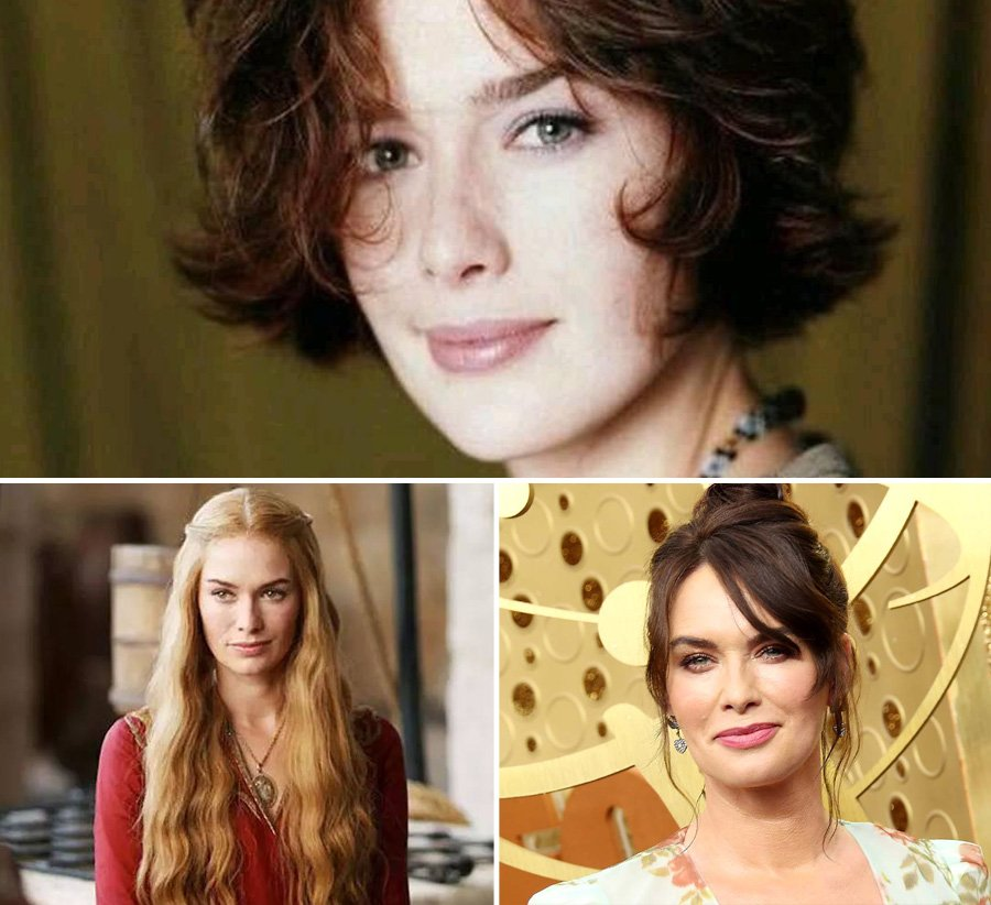 Lena Headey | What Our Favourite Villains Looked Like When They Were Young | Zestradar