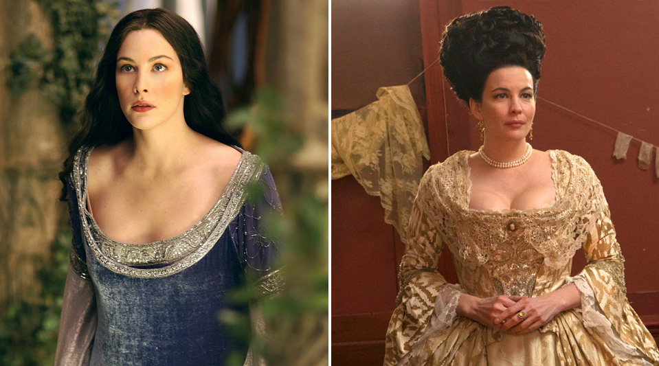 Liv Tyler – Lady Arwen | Cast of The Lord of the Rings: Now & Then | Zestradar
