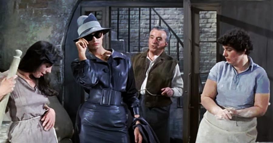 «Миллионерша» (1960) | 10 самых стильных фильмов всех времен | Zestradar