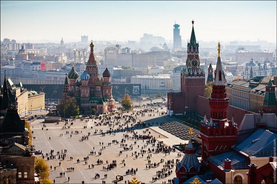 #14 | Как менялись крупные города: фото тогда и сейчас | Zestradar