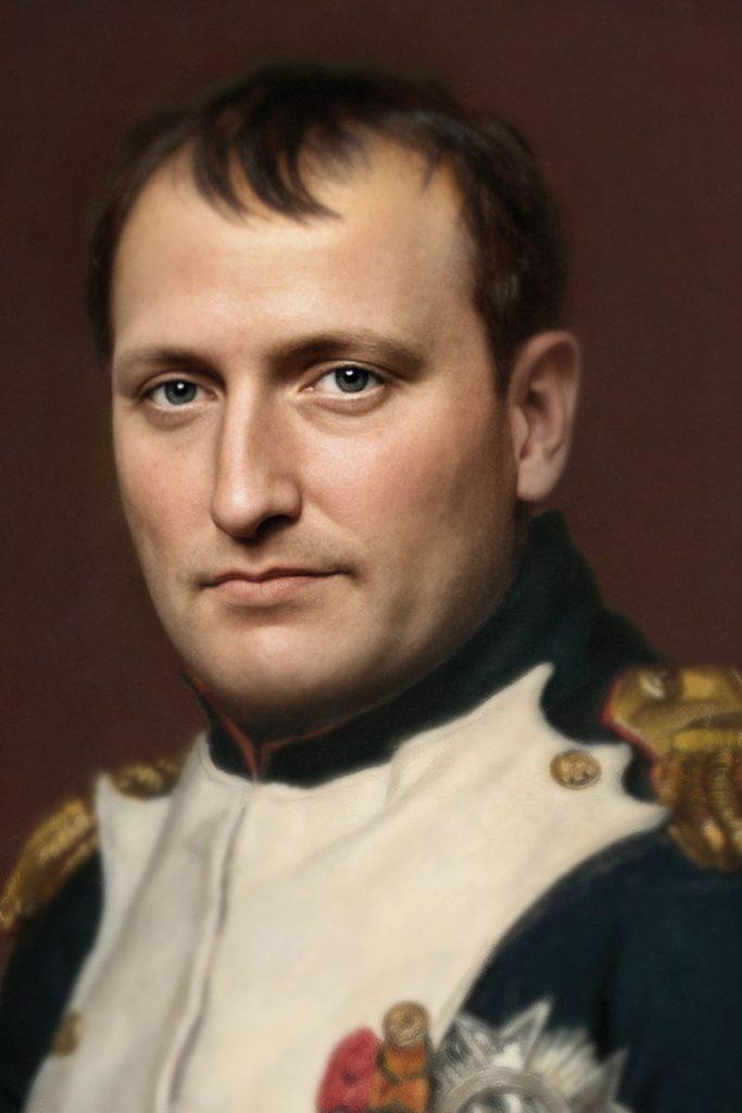 Наполеон Бонапарт | Художник создает фотографии исторических личностей с помощью искусственного интеллекта | Zestradar