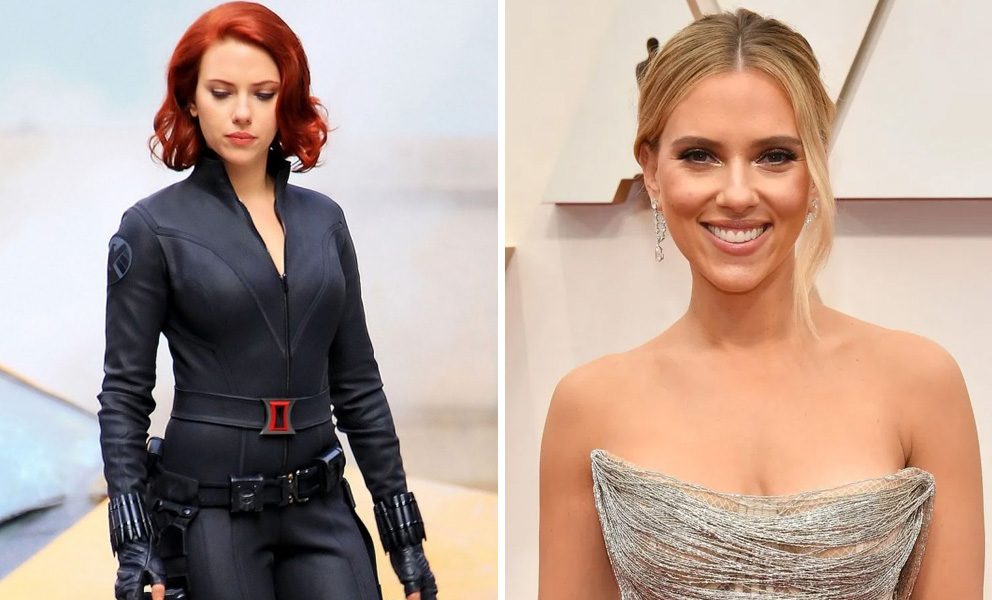 Scarlett Johansson | 9 Famous Actors Who Decided to Quit Their Jobs, but Were Saved With Last-Minute Casting | Zestradar