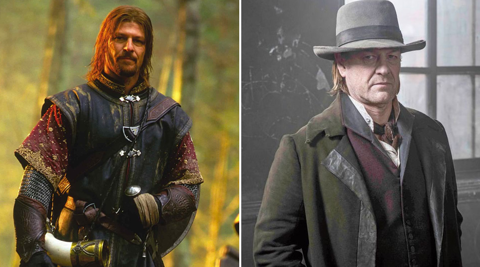 Sean Bean - Boromir | Cast of The Lord of the Rings: Now & Then | Zestradar