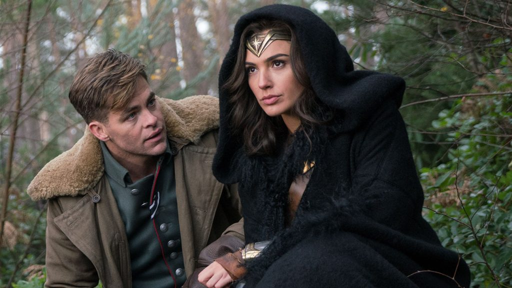 Steve Trevor (Wonder Woman) | 9 Superhero Movie Deaths We Still Can't Get Over | Zestradar