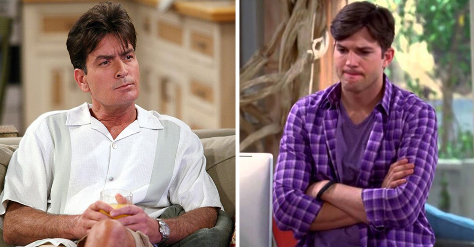 Two and a Half Men – Charlie Harper | 10 Actors Who Were Unexpectedly Replaced Mid-Series | Zestradar