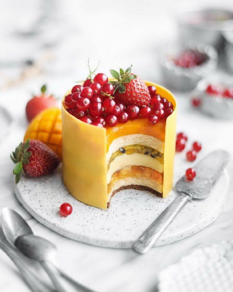 #5 | Вегетарианские десерты, которые выглядят безупречно | Zestradar