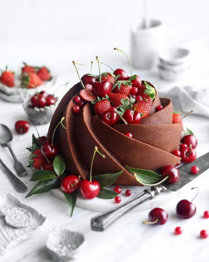 #10 | Вегетарианские десерты, которые выглядят безупречно | Zestradar