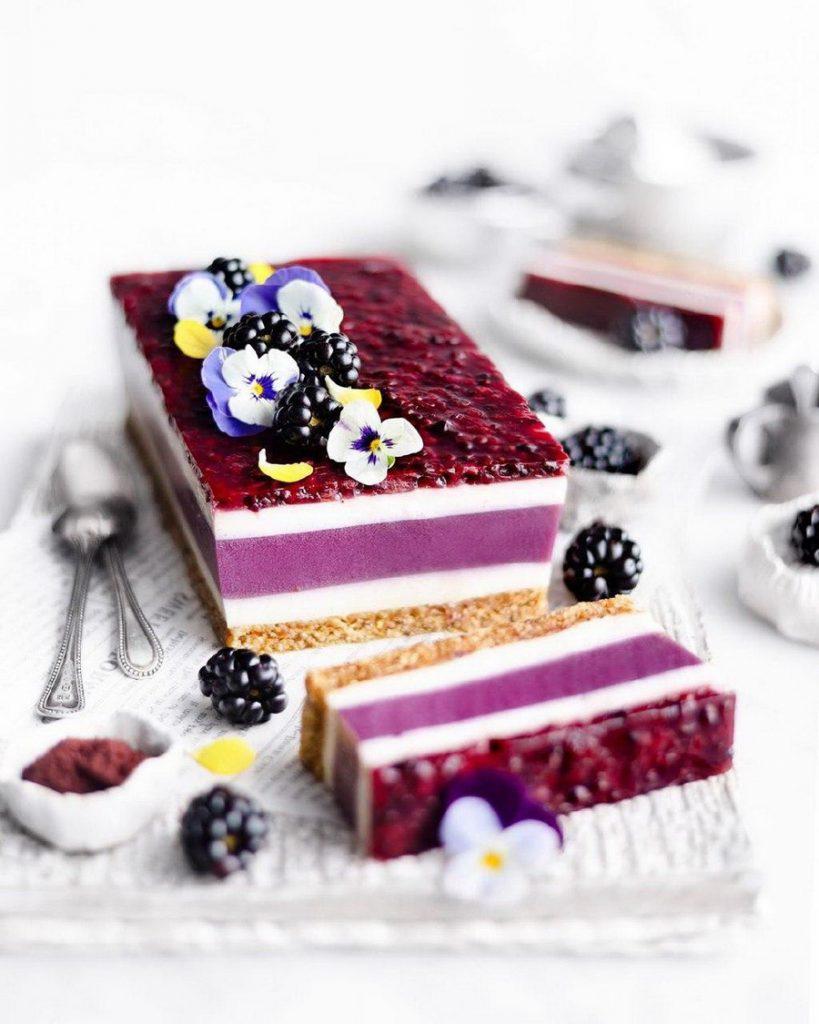 #16 | Вегетарианские десерты, которые выглядят безупречно | Zestradar