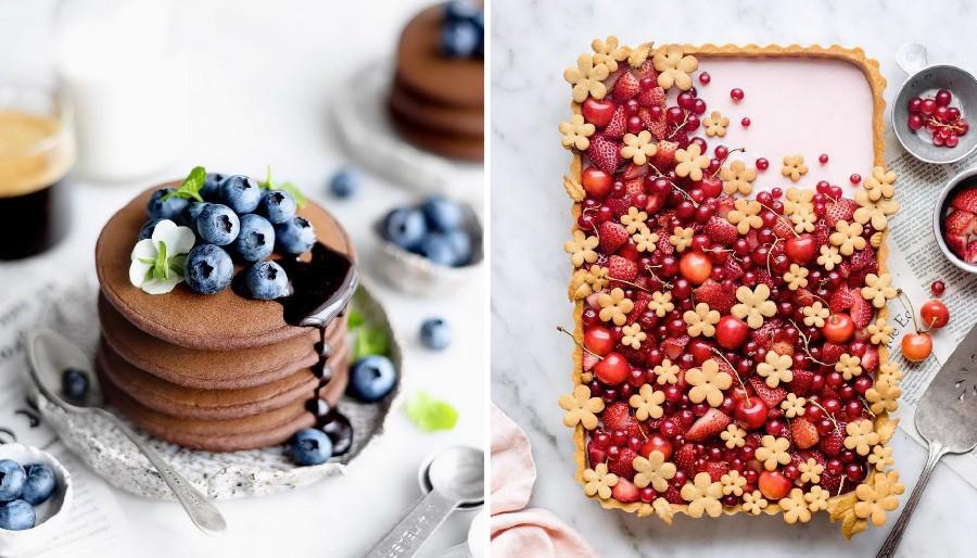 Вегетарианские десерты, которые выглядят безупречно   Zestradar