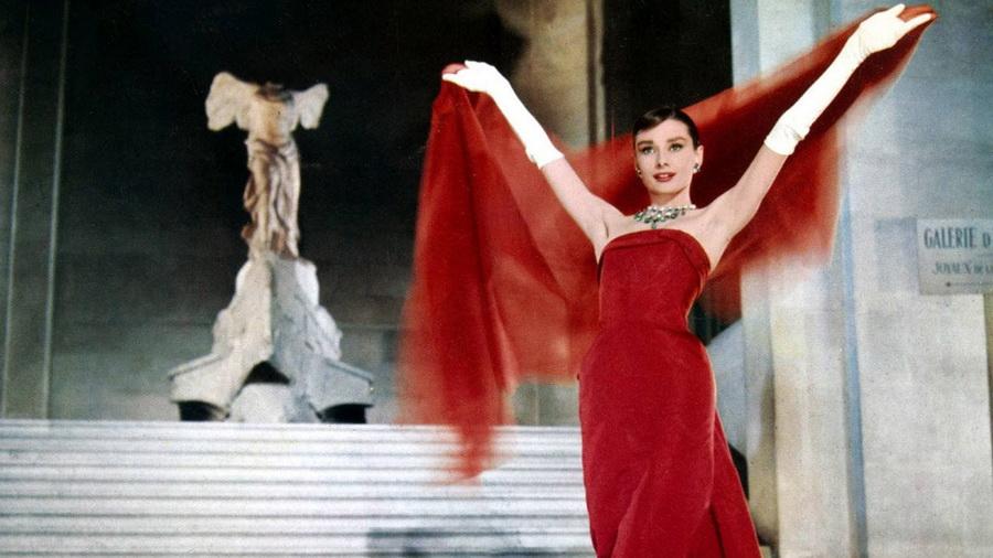 «Забавная мордашка» (1957) | 10 самых стильных фильмов всех времен | Zestradar
