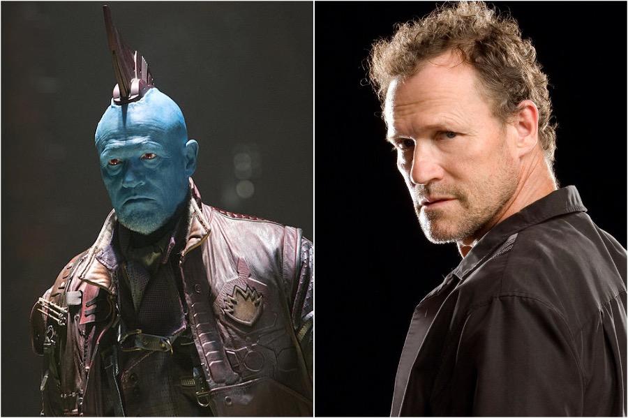 Michael Rooker - Yondu Udonta | 10 Actors Behind The Fantastic Looking Marvel Characters | Zestradar