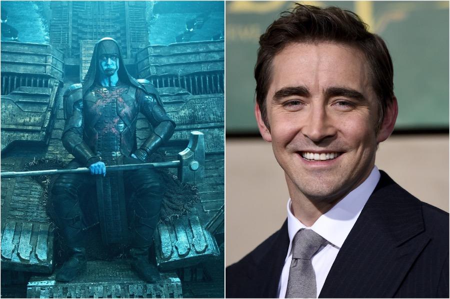Lee Pace - Ronan | 10 Actors Behind The Fantastic Looking Marvel Characters | Zestradar