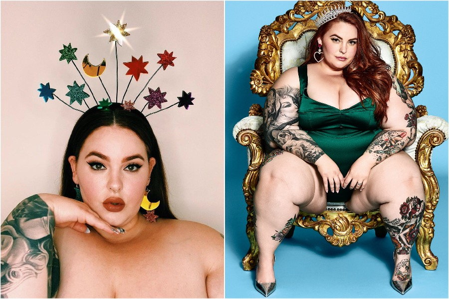 Tess Holliday | 10 Gorgeous Plus-Size Models | Zestardar
