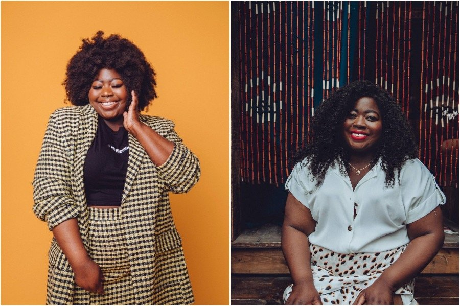 Stephanie Yeboah | 10 Gorgeous Plus-Size Models | Zestardar