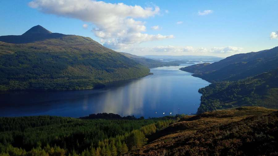 2. The Trossachs, Scotland | 8 Of The Best Places To Camp Around The World | Brain Berries