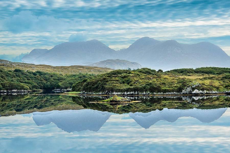 3. Connemara, Ireland | 8 Of The Best Places To Camp Around The World | Brain Berries