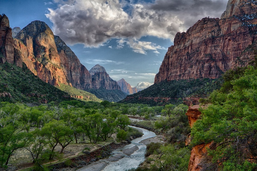 5. Utah, The USA | 8 Of The Best Places To Camp Around The World | Brain Berries