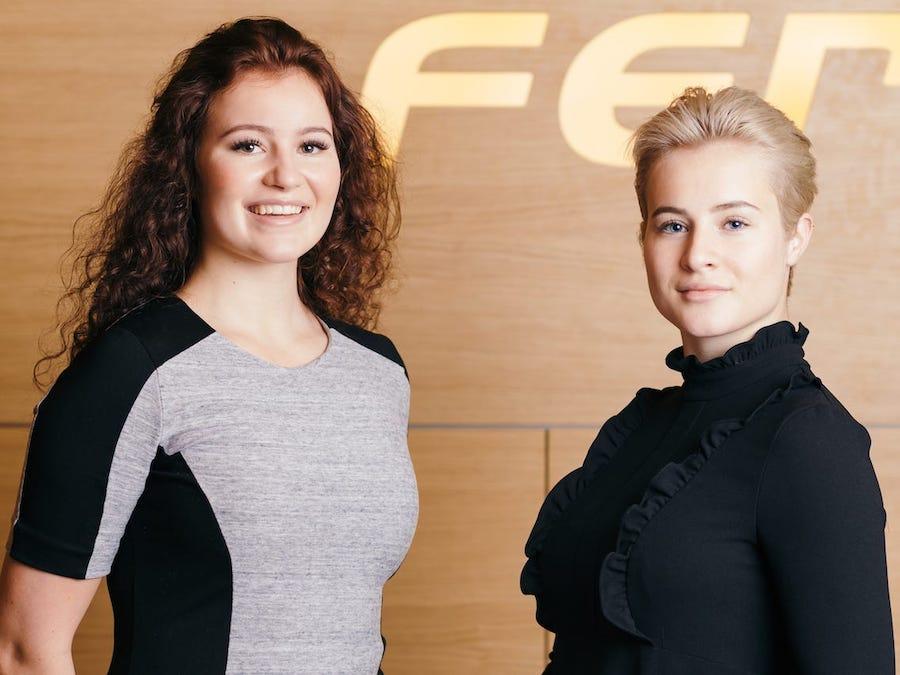 Andresen Sisters - $1,4 Billion Each | 10 Youngest Billionaires in The World 2020 | Zestradar