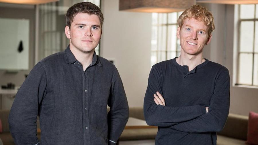 John and Patrick Collison - $3,2 Billion Each | 10 Youngest Billionaires in The World 2020 | Zestradar