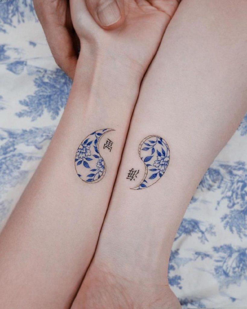 #12 | Chinese Porcelain But Make It A Tattoo | Zestradar