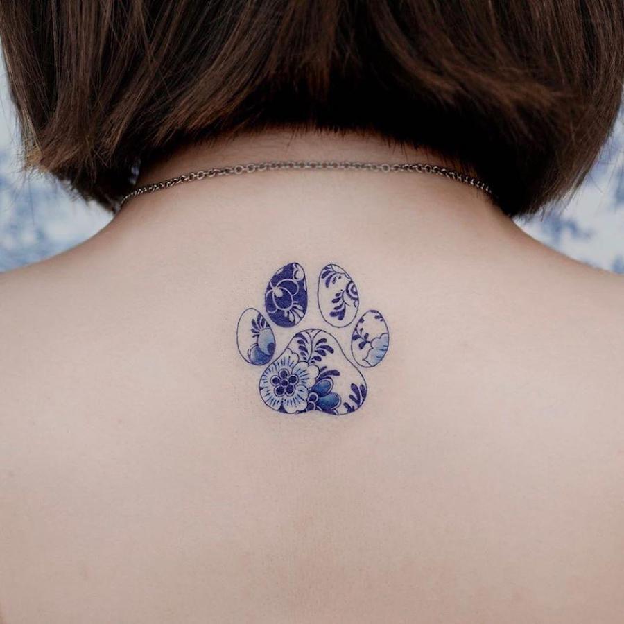 #3 | Chinese Porcelain But Make It A Tattoo | Zestradar