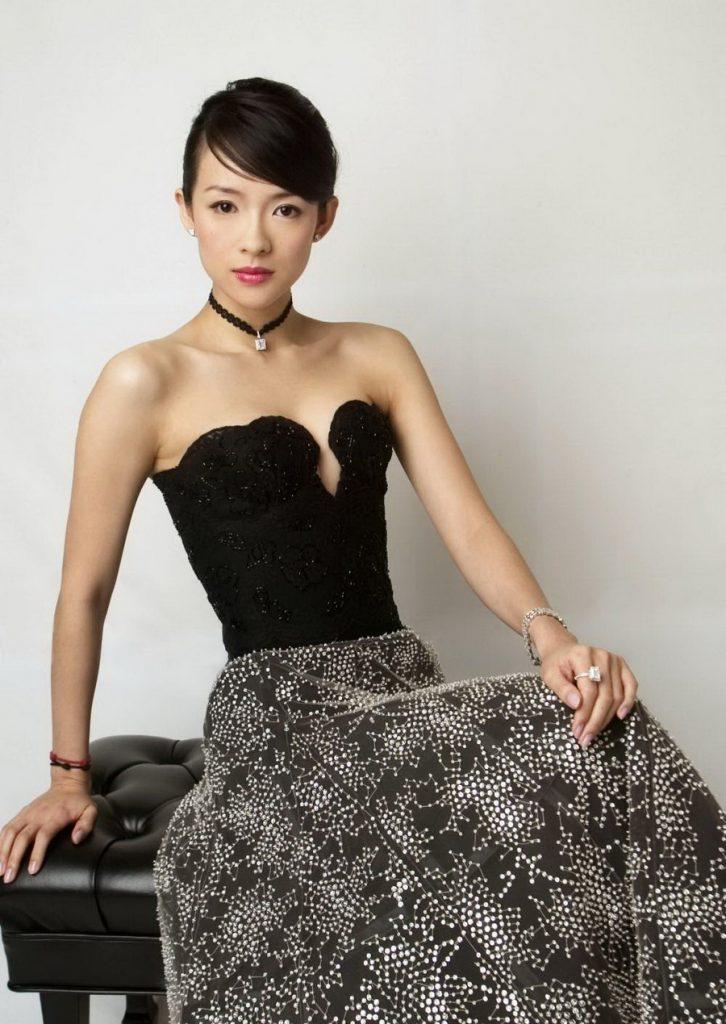 Чжан Цзыи | 8 самых красивых азиатских актрис | Zestradar